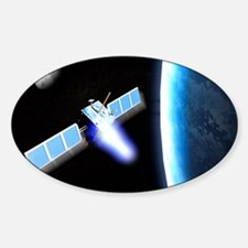 SMART-1 lunar spacecraft - Decal