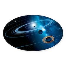 Solar system - Decal