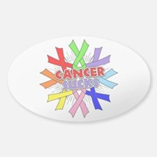 All Cancers Suck Decal