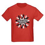 Carcinoid Cancer Sucks Kids Dark T-Shirt