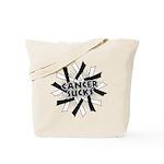 Carcinoid Cancer Sucks Tote Bag