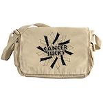 Carcinoid Cancer Sucks Messenger Bag