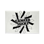 Carcinoid Cancer Sucks Rectangle Magnet (100 pack)