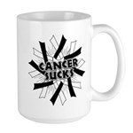 Carcinoid Cancer Sucks Large Mug