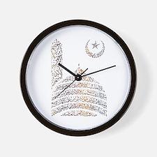 Kursi Wall Clock