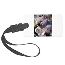 koala.tif Luggage Tag