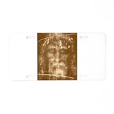 Unique Catholic faith Aluminum License Plate