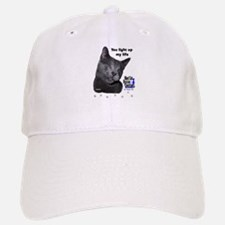 Poppy - light up my life Baseball Baseball Baseball Cap