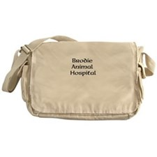 Brodie Animal Hospital Messenger Bag