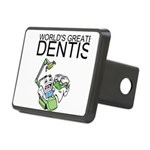 Worlds Greatest Dentist Hitch Cover