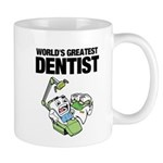 Worlds Greatest Dentist Mug