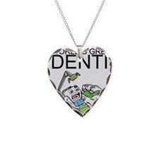 Worlds Greatest Dentist Necklace