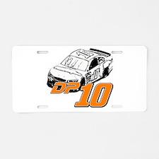 dp10car Aluminum License Plate