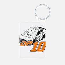 dp10car Keychains