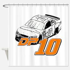 dp10car Shower Curtain
