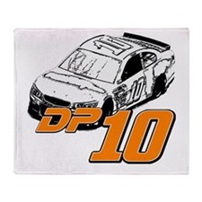 dp10car Throw Blanket