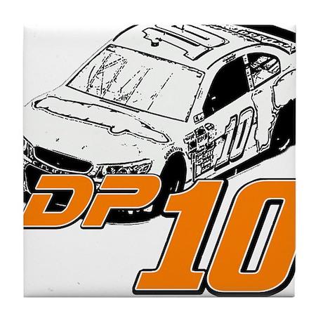 dp10car Tile Coaster