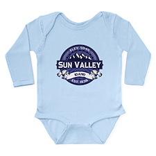 Sun Valley Midnight Long Sleeve Infant Bodysuit