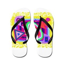 Various Shapes Flip Flops
