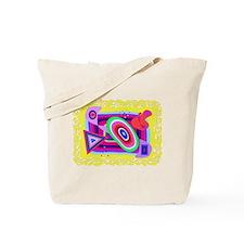 Various Shapes Tote Bag
