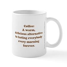 Coffee: An alternative Small Mug
