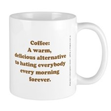 Coffee: An alternative Coffee Mug