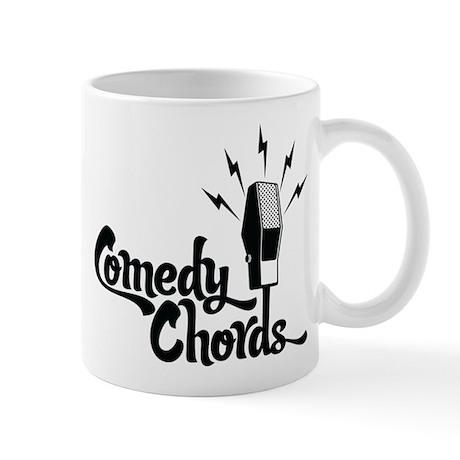 Comedy Chords Small Mug