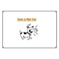 Replacement Yappy Banner