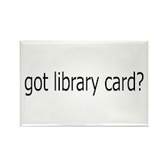 got card? Rectangle Magnet (10 pack)