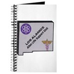 Los Alamos Alien Life Support Journal