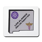 Los Alamos Alien Life Support Mousepad