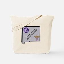 Los Alamos Alien Life Support Tote Bag