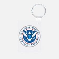 Department of Homeland Tyranny Keychains