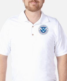 Department of Homeland Tyranny Golf Shirt