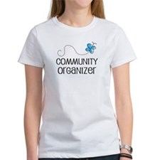 Cute Community organizer Tee
