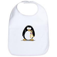 Support Troops Penguin Bib
