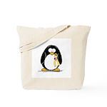 Support Troops Penguin Tote Bag