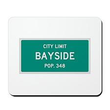 Bayside, Texas City Limits Mousepad