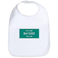 Bayside, Texas City Limits Bib