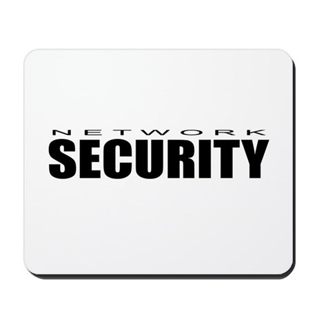 Network Security Mousepad