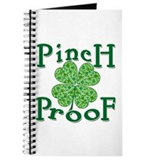 Pinch Proof for St Paddy's Day Journal