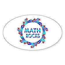 Math Rocks Decal