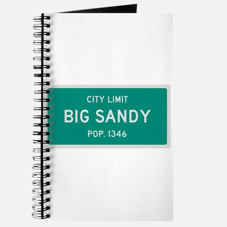 Big Sandy, Texas City Limits Journal