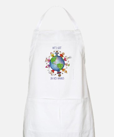 Hes Got the Whole World in His Hands Apron