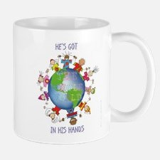 Hes Got the Whole World in His Hands Mug