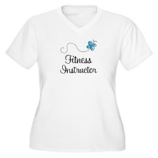 Cute Fitness instructor T-Shirt