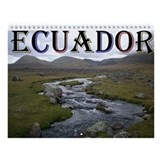Ecuador Wall Calendars