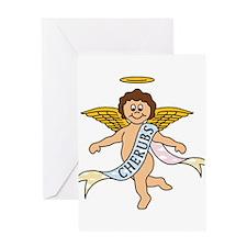 CHERUBS CDH Charity Greeting Card