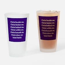 pat2 Drinking Glass