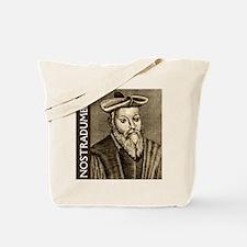 Nostradumbass Tote Bag